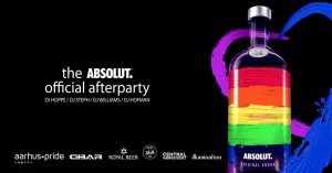 Aarhus Pride Official Afterparty feat GBAR