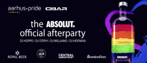 The Absolut Official Pride Afterparty